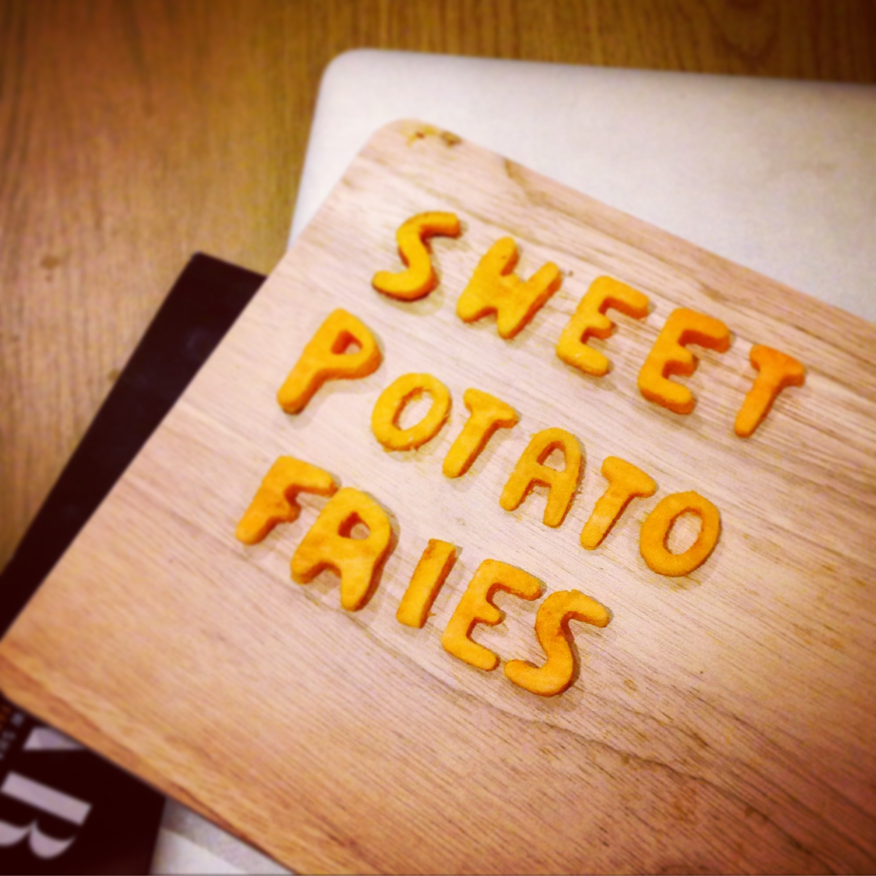 sweet potato fries cake upton